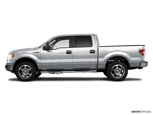 Used 2010 Ford F-150 Platinum Truck SuperCrew Cab for sale in Houston, TX