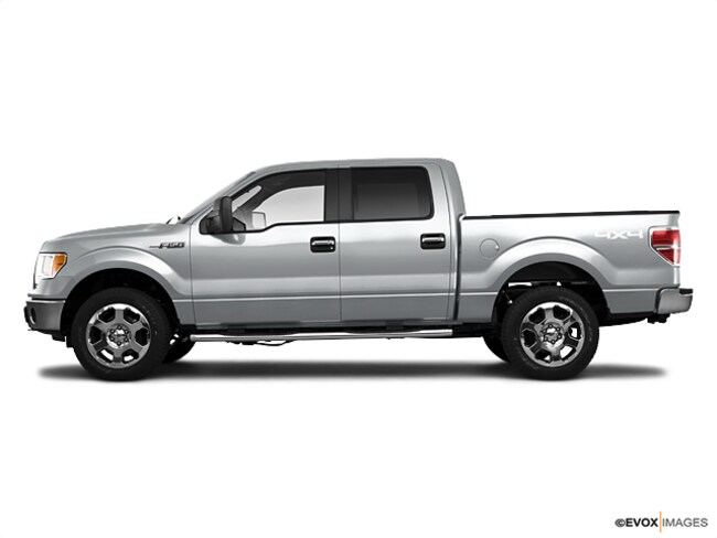 Used 2010 Ford F-150 Lariat SuperCrew in Amarillo