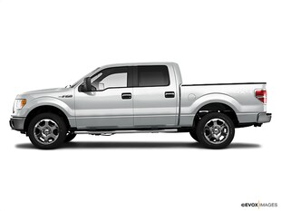 2010 Ford F-150 SuperCrew Crew Cab Truck