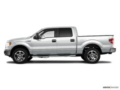 2010 Ford F-150 FX4 Truck SuperCrew Cab