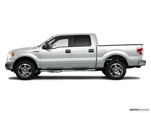 2010 Ford F-150 CREW CAB KING RANCH 4X4 W/LEATHER, SUNROOF