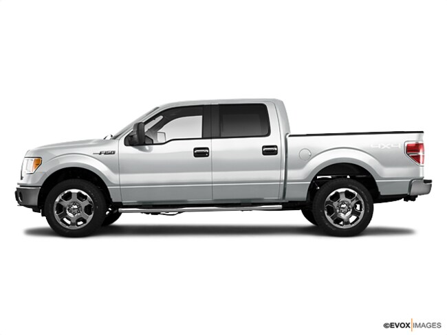 2010 Ford F-150 King Ranch Truck SuperCrew Cab