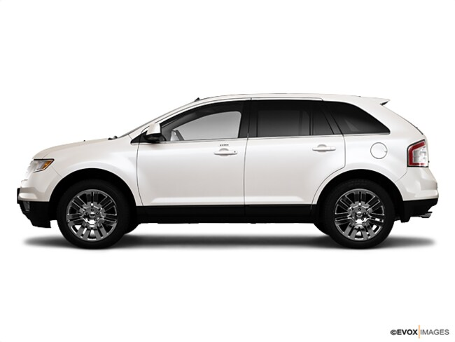 Used 2010 Ford Edge Limited SUV in Osseo, WI