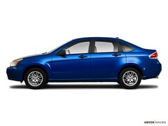 Used 2010 Ford Focus S Sedan in Cheyenne, WY at Halladay Subaru