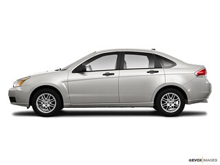 2010 Ford Focus SE 4dr Sdn