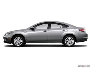 2010 Mazda Mazda6 i Sedan