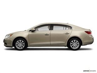 2010 Buick LaCrosse CX Sedan