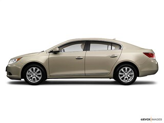 2010 Buick Lacrosse CX 4dr Car