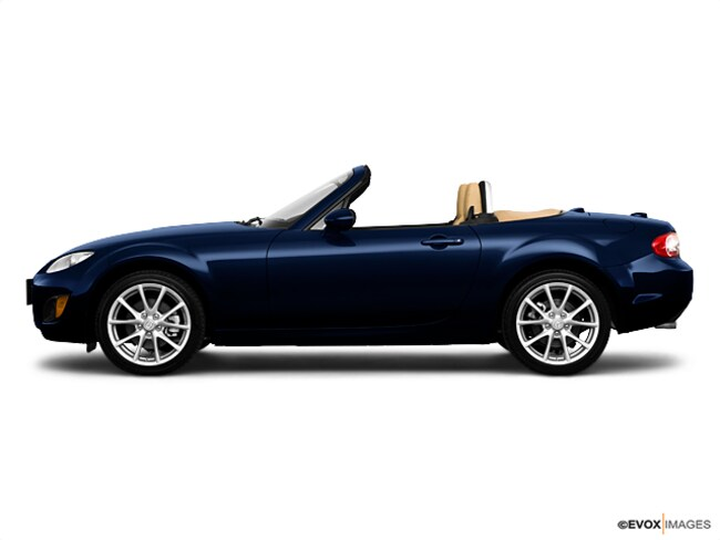 2010 Mazda MX-5 Miata Touring Convertible