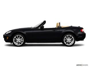 2010 Mazda Mazda MX-5 Miata Convertible