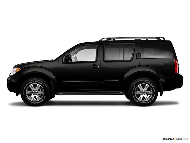 2010 Nissan Pathfinder SUV