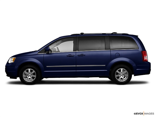 Certified Pre-owned 2010 Chrysler Town & Country Touring Minivan/Van for sale in Wheeling, WV near St. Clairsville OH
