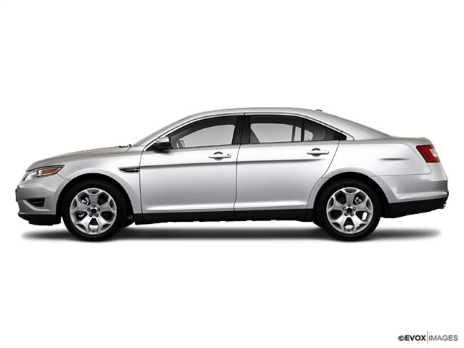 2010 Ford Taurus SEL FWD Sedan