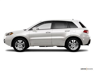 2010 Acura RDX FWD 4dr SUV 5 speed automatic