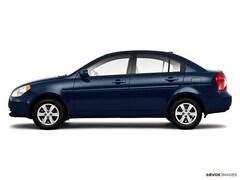 2010 Hyundai Accent GLS GLS  Sedan