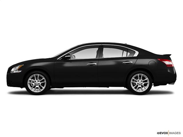 2010 Nissan Maxima 3.5 SV W/Premium Pkg Sedan