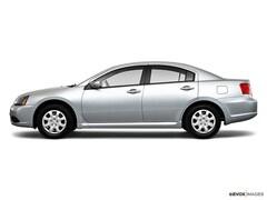 2010 Mitsubishi Galant Sedan