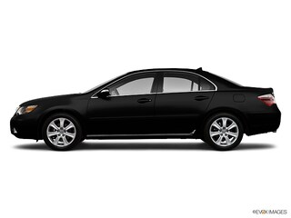 2010 Acura RL Tech Pkg Sedan