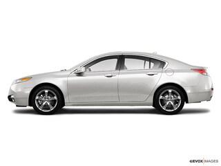 Used 2010 Acura TL SH-AWD Sedan for sale in Little Rock