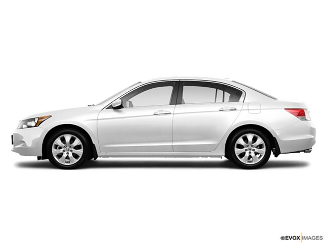 2010 Honda Accord 3.5 EX-L w/Navi Sedan