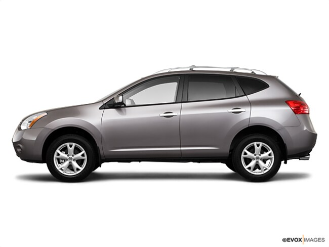 2010 Nissan Rogue S AWD  S