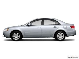 2010 Hyundai Sonata GLS Sedan