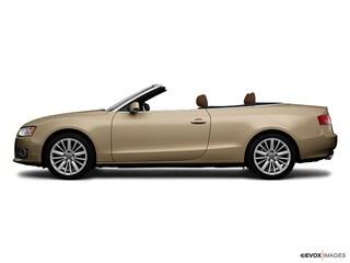 2010 Audi A5 2.0T Premium Cabriolet