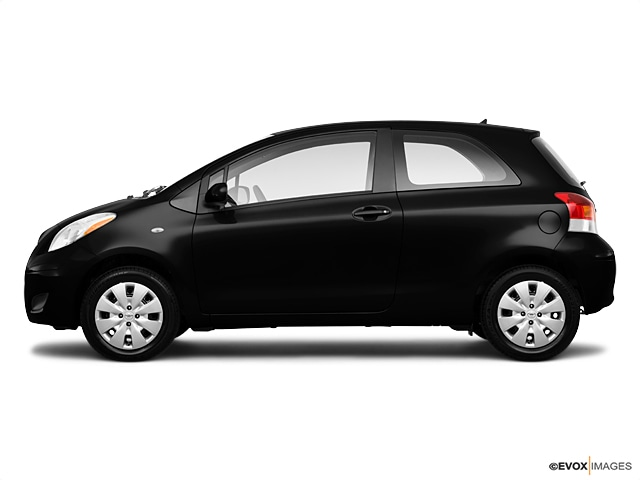 2010 Toyota Yaris Base Hatchback