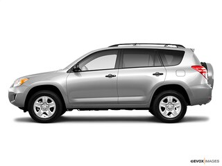 Used 2010 Toyota RAV4 4DR 4WD 4cyl 4S SUV in Marietta, OH