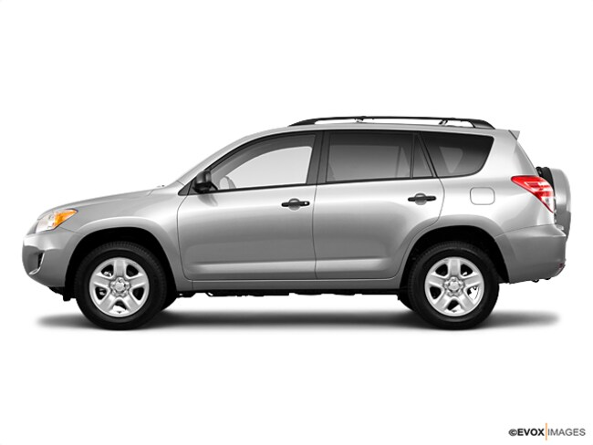 used 2010 Toyota RAV4 4DR 4WD 4cyl 4S SUV Marietta, OH