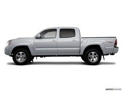 Used 2010 Toyota Tacoma PreRunner V6 Truck Double Cab for sale in Denton,TX