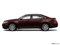 2010 Ford Taurus Limited Front-wheel Drive Sedan