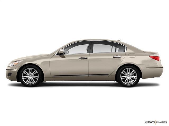 2010 Hyundai Genesis 4.6 Sedan