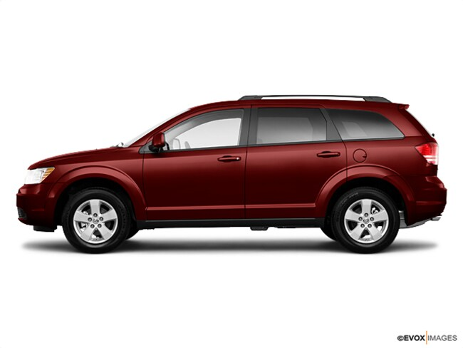 2010 Dodge Journey SXT FWD  SXT