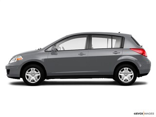 Used 2010 Nissan Versa 1.8 S Hatchback IN3564A for sale in Boston, MA