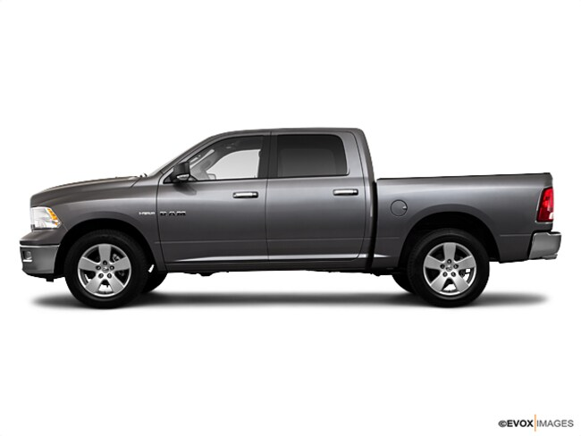 Used 2010 Dodge Ram 1500 TRX Truck Crew Cab Green Bay