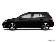 2010 Volkswagen GTI Base Hatchback