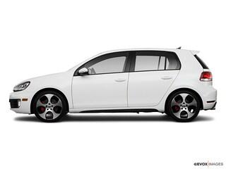 2010 Volkswagen GTI 4-Door Hatchback