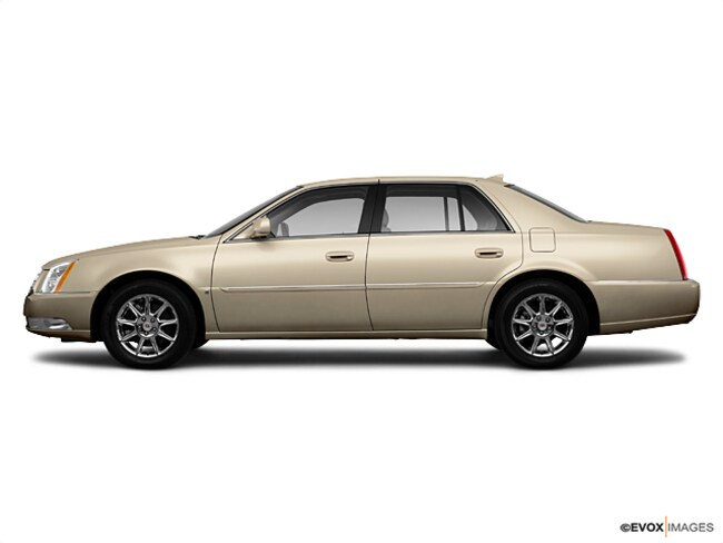 Used 2010 CADILLAC DTS in Mystic, CT