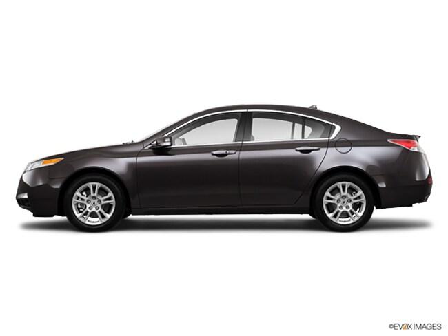 2010 Acura TL 3.5 w/Technology Package Sedan