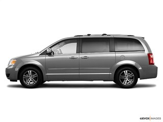 2010 Dodge Grand Caravan SXT Front-wheel Drive Passenger Van