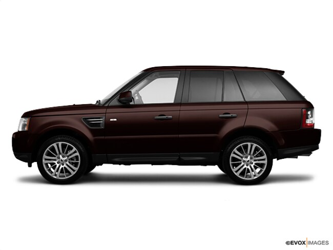 2010 Land Rover Range Rover Sport HSE SUV