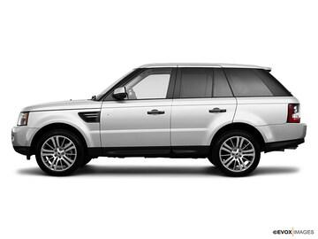 2010 Land Rover Range Rover Sport SUV