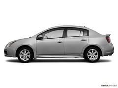 2010 Nissan Sentra 4DR SDN I4 CVT 2.0 SR Sedan