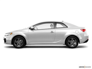 Used 2010 Kia Forte Koup EX Coupe KNAFU6A27A5166423 for sale in Erie, PA