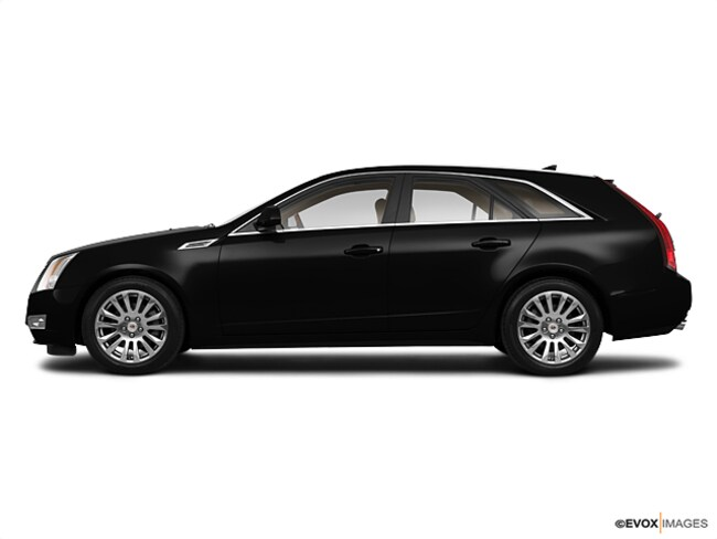 2010 CADILLAC CTS Performance Collection Wagon
