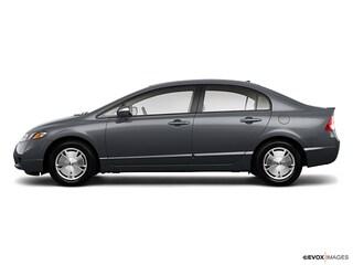 2010 Honda Civic Hybrid Sedan