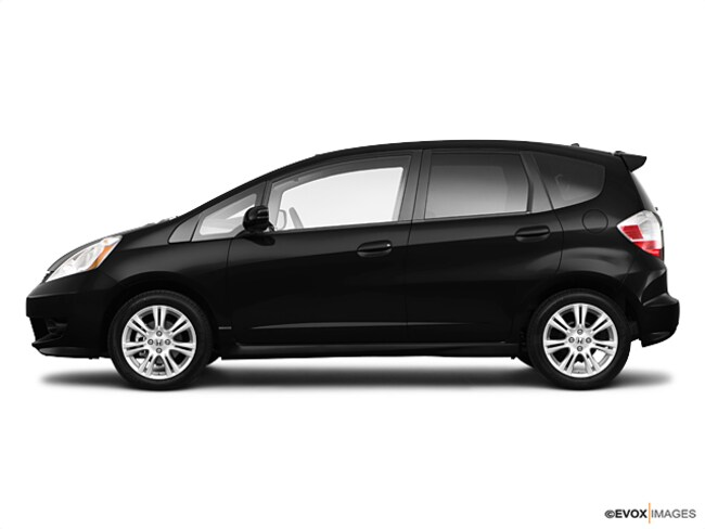Used 2010 Honda Fit 5dr HB Auto Sport Hatchback for sale in the Brunswick, OH