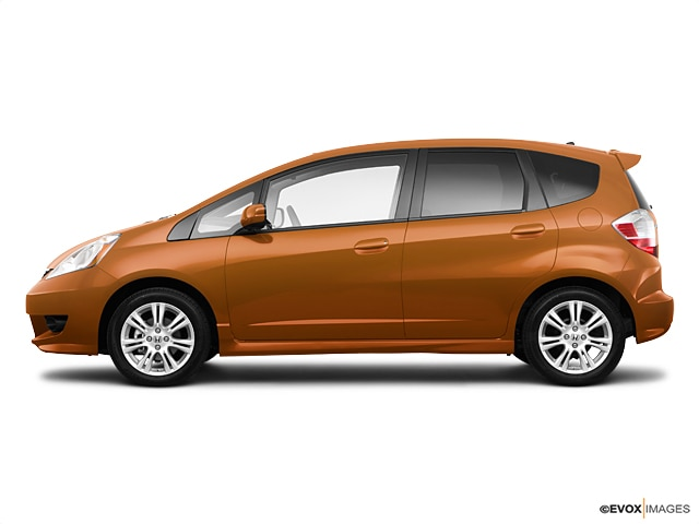 High Quality 2010 Honda Fit Sport Hatchback