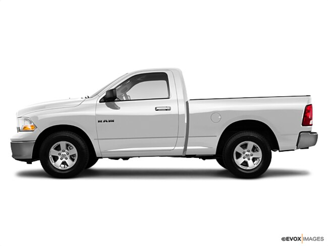 Used 2010 Dodge Ram 1500 Truck Regular Cab for sale in Oregon, Ohio